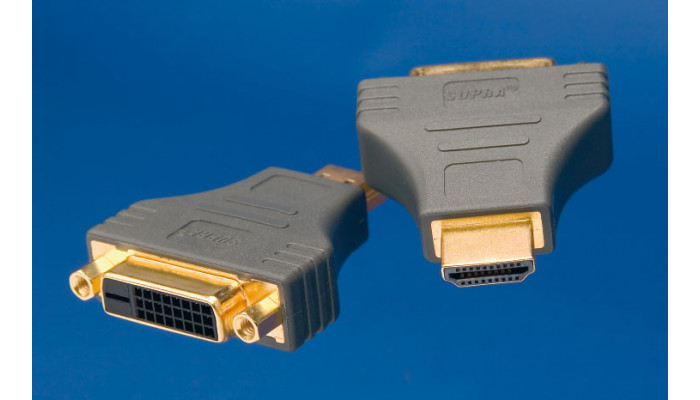 Supra DVI-HDMI adapter