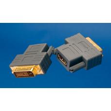 Supra HDMI-DVI F-M adapter