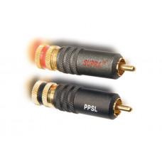 Supra PPSL RCA plug 2-pack