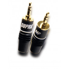 Supra MP-8 plug stereo 2-pack