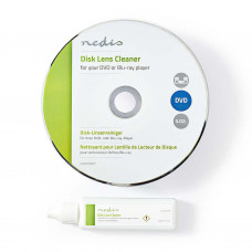Nedis DVD/Blu-ray Disk Lens Cleaner