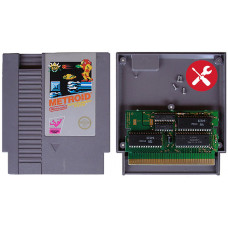Game cartridge repairs