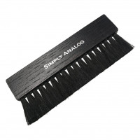 Simply Analog Vinyl Record Brush