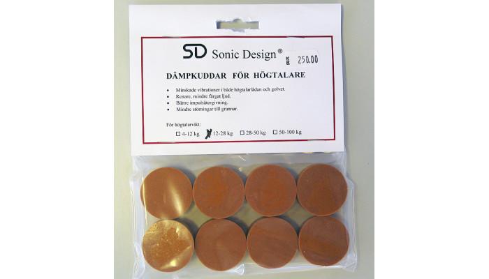 Sonic Design SD Dämpkuddar för högtalare